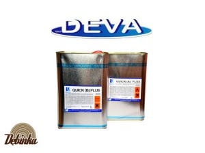 LAKIER do parkietu  DEVA QUICK 10L