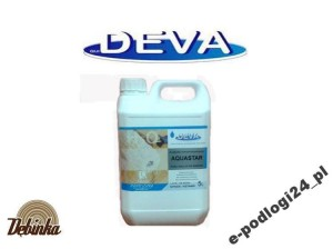 Lakier do parkietu Deva Star AQUASTAR 5 L